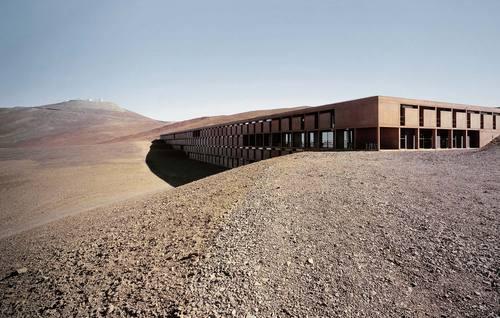 Auer Weber  — ESO Hotel Cerro Paranal