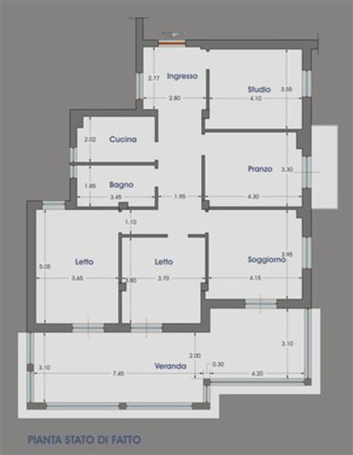 Casa moderna, Roma Italy: Progetti di ristrutturazione casa