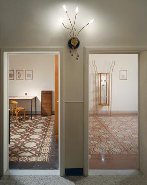 Antonello Boschi — Tappeti di graniglia / Granite rugs