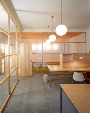 Antonello Boschi — Uffici / Offices