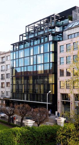 Lazzarini Pickering Architetti — HOTEL IN SOFIA