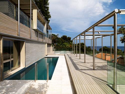 Lazzarini Pickering Architetti — Villa a Roquebrune