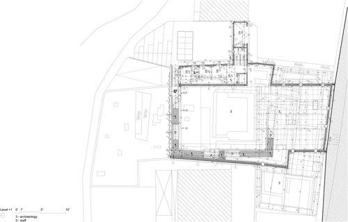 Radionica Arhitekture — Narona Archaeological Museum