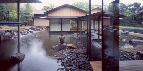 Kengo Kuma & Associates — Water/Cherry