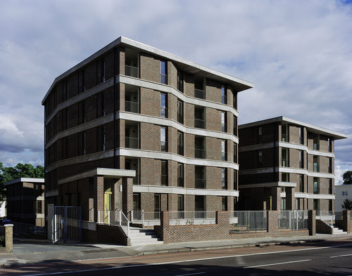 Sergison Bates Architects — Urban housing
