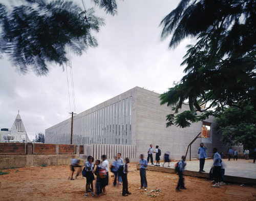 KAAN Architecten — Netherlands Embassy Mozambique