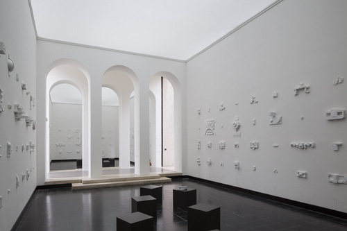 La Biennale di Venezia — Austrian Pavilion: Plenum. Places of Power