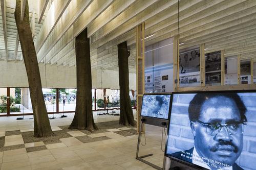 La Biennale di Venezia — Nordic pavilion: Forms of Freedom