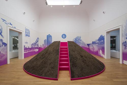 La Biennale di Venezia — British Pavilion: A Clockwork Jerusalem