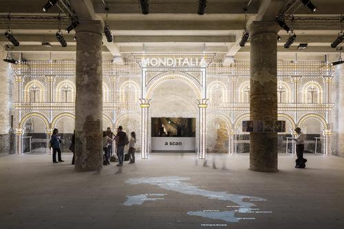 La Biennale di Venezia — Arsenale: Monditalia