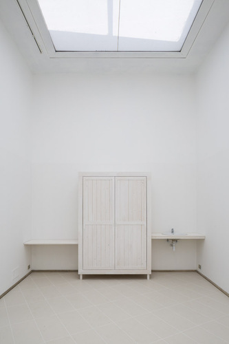 La Biennale di Venezia — Belgian pavilion: Intérieurs, notes et figures
