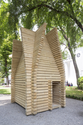 La Biennale di Venezia — Finnish  pavilion: Re-Creation