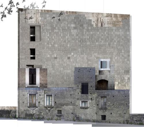 Beniamino Servino — Padiglione Italia. Innesti/ Grafting - Ambienti taglia e incolla