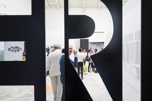 La Biennale di Venezia — Spanish Pavilion: Interior