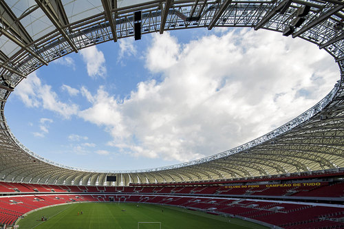 Hype Studio Architecture — Beira-Rio Stadium