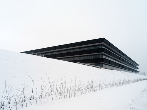 KAAN Architecten — Netherlands Forensic Institute