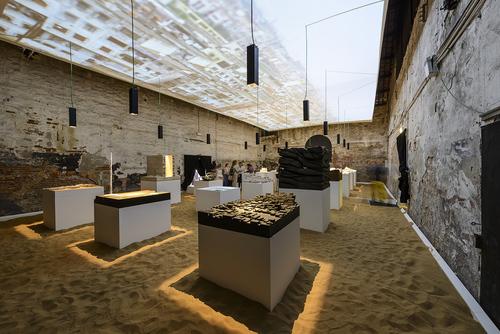 ULTRA Architettura, David Vecchi, Michela Romano, Emanuela Ortolani, benchekroun — La Biennale di Venezia