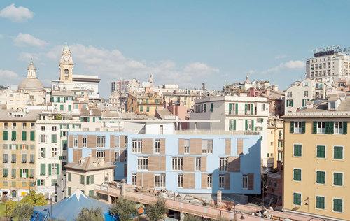 prof. friedrich + partner | PFP architekten — Scuola di Piazza delle Erbe