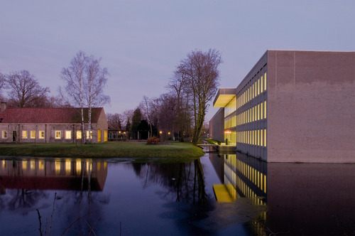 KAAN Architecten — District Water Board Brabantse Delta