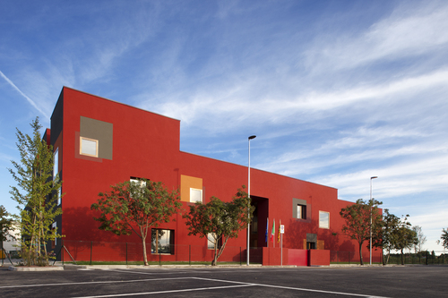 C+S Architects — CPS. Chiarano Primary School