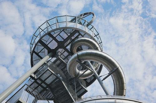 Carsten Höller — Vitra Tower
