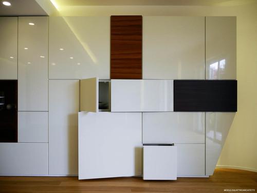 Moduloquattro Architetti — Casa D'A