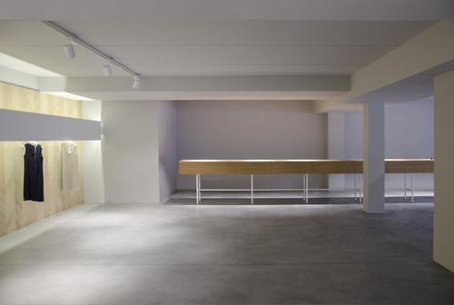 ARCHIPLAN STUDIO // Diego Cisi e Stefano Gorni Silvestrini Architetti — DORI CONCEPT STORE