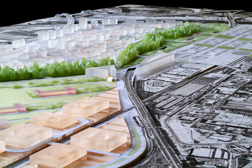 KAAN Architecten — El Prat de Llobregat
