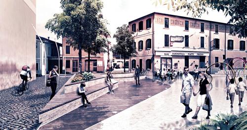 Paolo Venturella — Piazza Castello