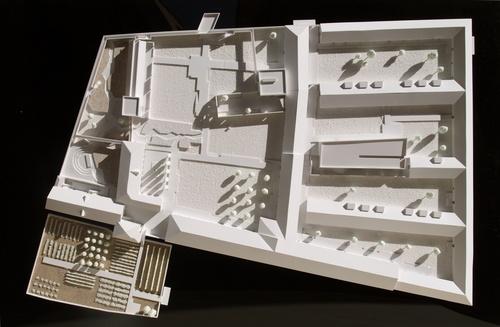 Plastico | Luca Piazza architetto | plasticista — Centro polifunzionale