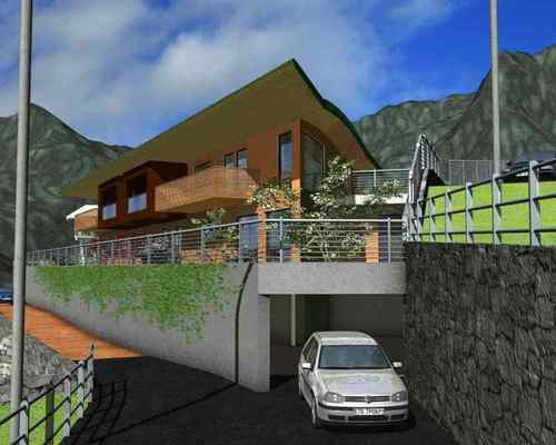 Gianluca perottoni nuove case bio a rovereto divisare for Nuove case coloniali