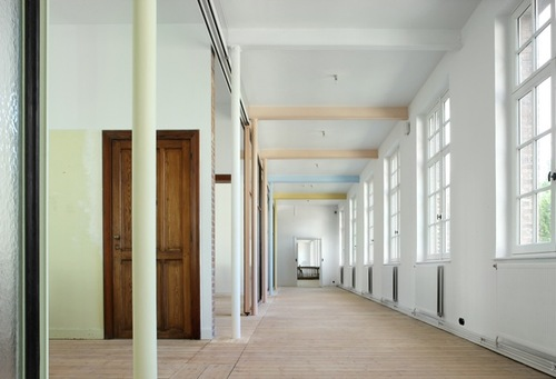 architecten de vylder vinck taillieu — Famous