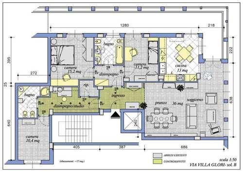 Stefania basso consulenza per progetto d 39 interni in - Architetti d interni torino ...