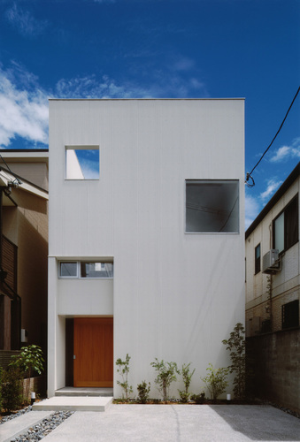 Shogo ARATANI Architect & Associates — Tutanaga House