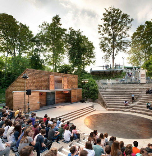 studio octopi — Bradfield College Greek Theatre