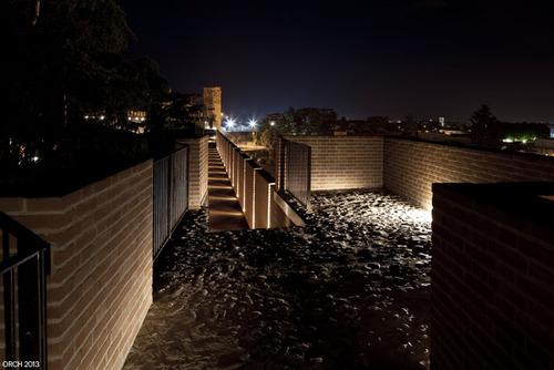 Patrizia Valle — Reintegrazione del paramento sud-est delle mura di Cittadella (Pd)