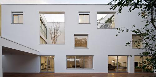 AR arquitetos — House of Patios