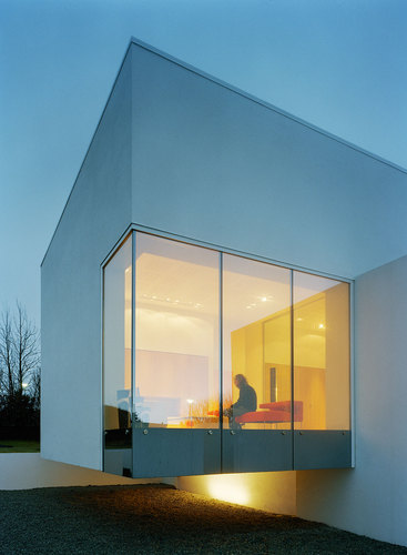 PK arkitektar — B20 - Private Residence