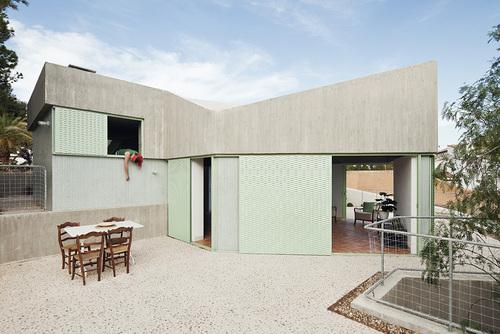 Langarita-Navarro Arquitectos — Casa Baladrar