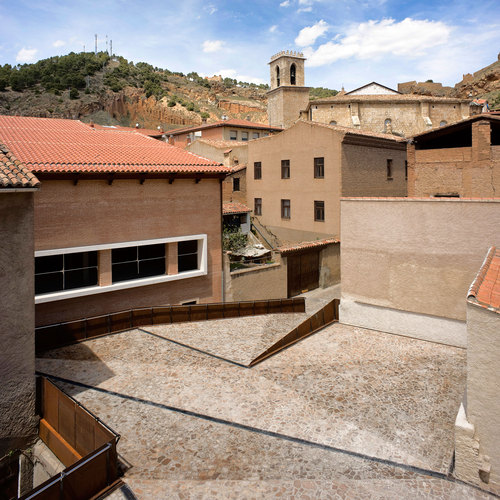 Sergio Sebastián Franco — Archeological Space in Daroca