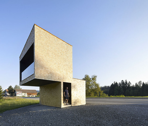 Rintala Eggertsson Architects — BUS:STOP Krumbach