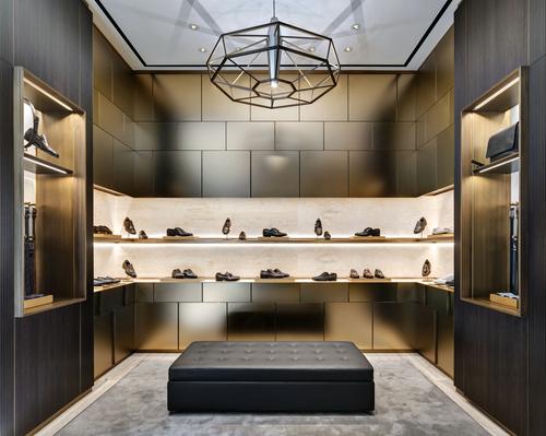 Park Associati — Brioni Flagship Store Milano