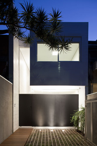 CR2 architecture, FGMF Architects — 4x30 House