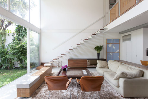 CR2 architecture — Casa de vila