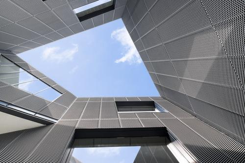 Atelier d'Architecture Brenac & Gonzalez — Médiathèque Choisy le Roi