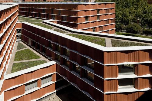 Estudio Beldarrain — Building Carmen Martín Gaite
