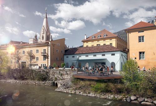 Ralf Dejaco — Protezione contro le piene e valorizzazione area fluviale come spazio di vita attrattivo zona urbana di Bressanone