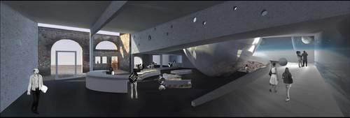 Background Architecture — Planetarium et centre de science et de la nature