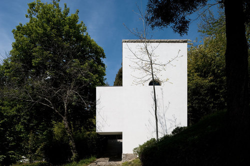 Álvaro Siza — Capela - Quinta de Santo Ovídio