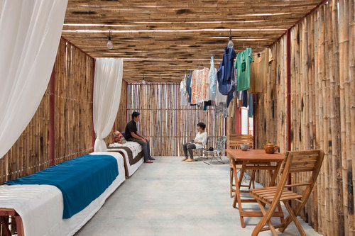Vo Trong Nghia Architects — Low Cost House